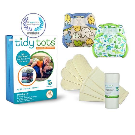 Tidy Tots Diapers Essentials Set