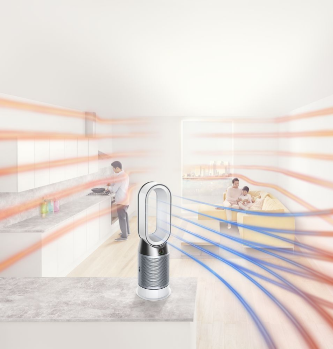 Dyson Pure Hot + Cool (HP04)