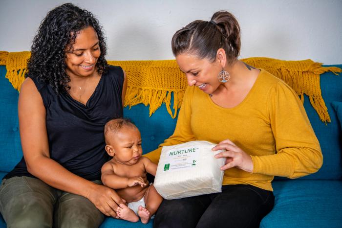Nurture Premium Baby Diapers