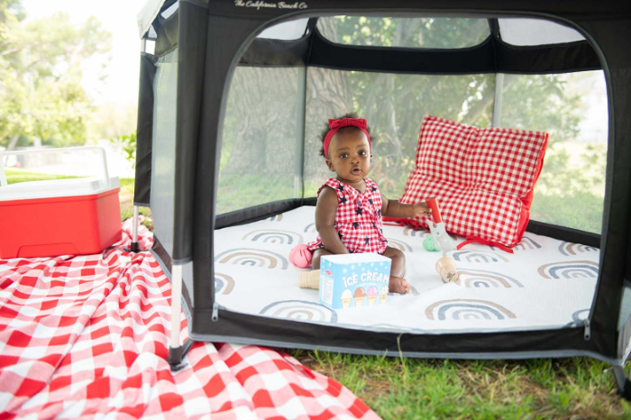 The Pop 'N Go Playpen®