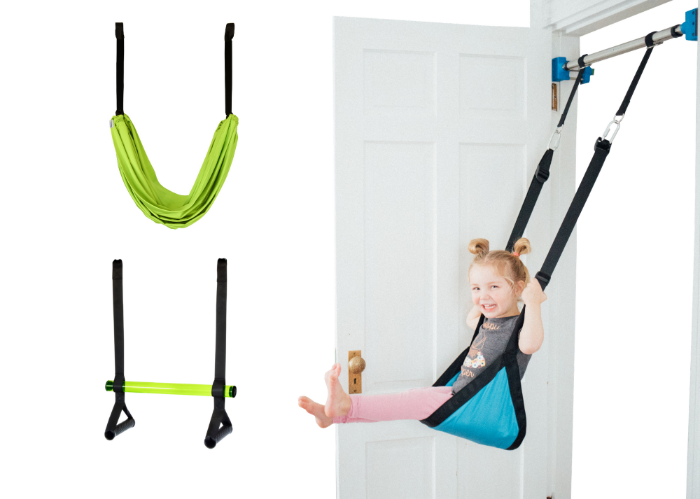 Playzone-fit™ Kidtrix Deluxe Doorway Swing
