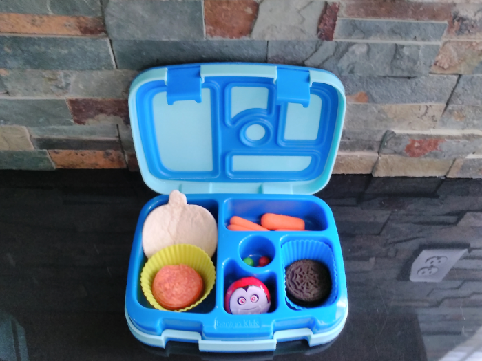 Great lunchbox option